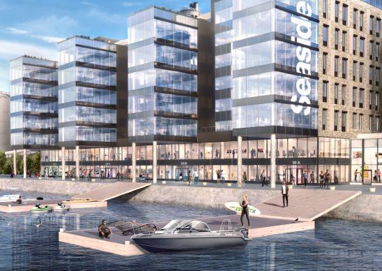 Softronic flyttar till Hammarby Sjöstad