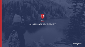 Softronic sustainability report 2017