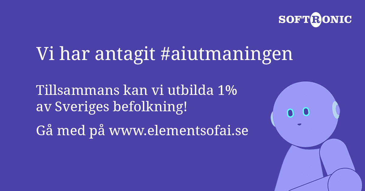 AI utmaningen - Elements of AI
