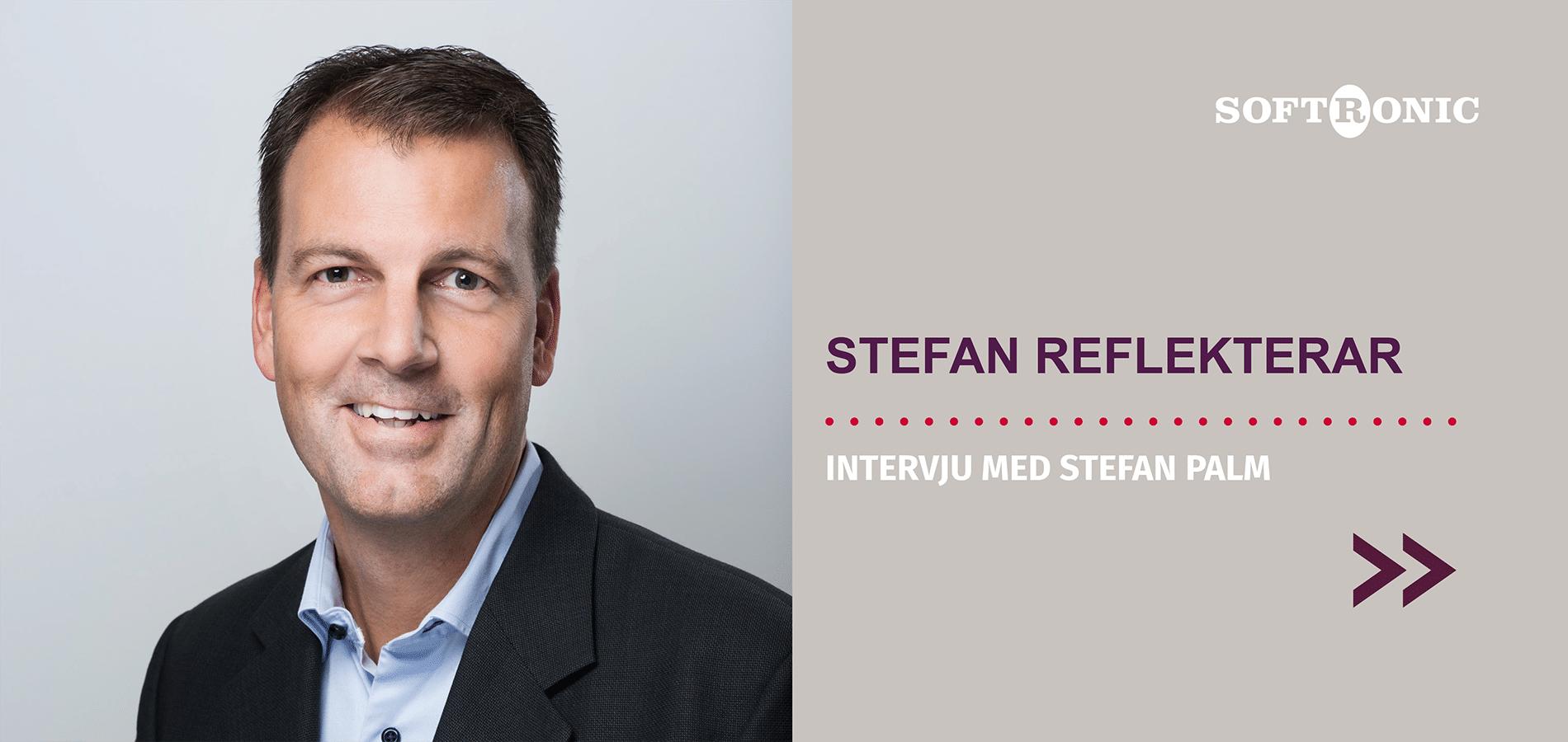 Intervju med Stefan Palm