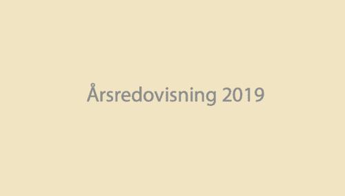 Årsredovising 2019