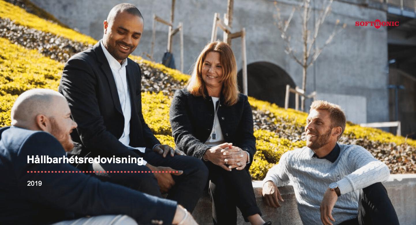Hållbarhetsredovisning 2019